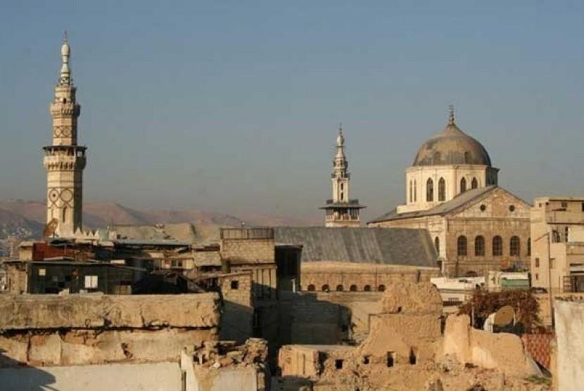 al-adiliyah-damaskus-sekolah-elit-para-cendekiawan-muslim